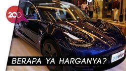 Tesla Termurah Hadir di Indonesia