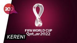 Resmi Diluncurkan, Ini Logo Piala Dunia 2022 di Qatar