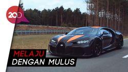 Wus! Bugatti Chiron Tembus 490 Km/Jam