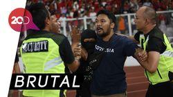 Ada Suporter Dekati Tribun Ultras Malaysia, Laga Sempat Dihentikan