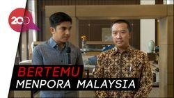 Buntut Kerusuhan Suporter, Menpora Minta Maaf ke Malaysia