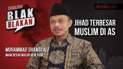 Blak-blakan Shamsi Ali: Jihad Terbesar Muslim di AS