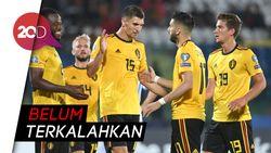 Belgia Perkasa di Kualifikasi Eropa 2020