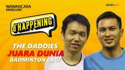 Tonton dHappening Hendra-Ahsan: The Daddies Juara Dunia Lagi