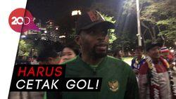 Indonesia Vs Thailand, Greg Nwokolo Beri Pesan Buat Beto