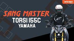 Tes Performa Master Torsi Yamaha Bermesin 155cc