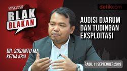 Tonton Blak-blakan Ketua KPAI: Audisi Djarum & Tudingan Eksploitasi