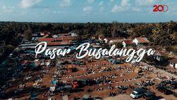 Mengulik Pasar Harian di Pulau Paling Selatan Indonesia