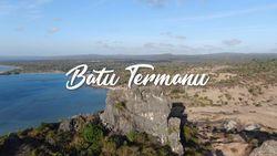 Cerita Batu Termanu, Pindah-pindah dari Maluku sampai Rote