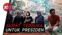 Jokowi Didesak Bertindak Cepat Atasi Kebakaran Hutan & Lahan