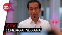 Jokowi ke Pimpinan KPK: Bijaklah Dalam Bernegara