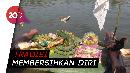 Melihat Tradisi Melluas di Sungai Maloso Polman