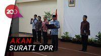 Sampai Detik Ini, KPK Ngaku Tak Menerima Draft Revisi UU KPK