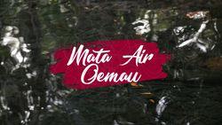 Mandi Asyik di Mata Air Paling Selatan Indonesia