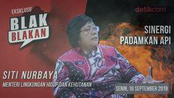 Tonton Blak-blakan Siti Nurbaya: Sinergi Padamkan Api