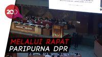 Tok! DPR Sahkan Firli Jadi Ketua KPK Terpilih 2019-2023