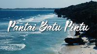 Batu Pintu, Pantai Kece Punya Pulau Rote