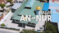 Dibangun dengan Gula dan Telur, Ini Masjid Tua di Rote