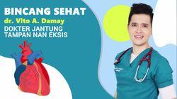 dr. Vito A. Damay, Dokter Jantung yang Gantengnya Bikin Deg-degan