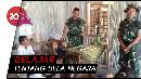 Keseruan Prajurit TNI Mengajar Siswa SD di Perbatasan