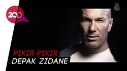Kursi Zidane di Madrid Mulai Digoyang