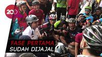 Pemprov DKI Siapkan 63 Km Jalur Sepeda di Jakarta
