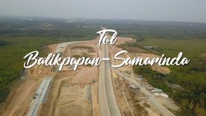 Menilik Jalan Tol Pertama di Kalimantan