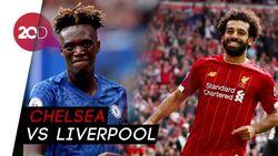 Head to Head Chelsea Vs Liverpool