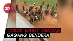 Tusuk Wasit, Okto Maniani Dihukum 6 Bulan oleh PSSI