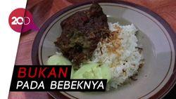 Rahasia Nikmatnya Nasi Bebek Cak Malik Jakarta Pusat