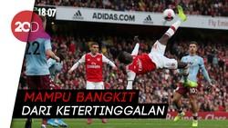 Comeback 10 Pemain Arsenal Sangat Fantastis!