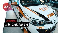 Toyota Yaris Gaet Milenial Jakarta