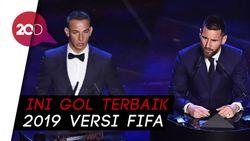 Ini Gol Terbaik 2019 Versi FIFA