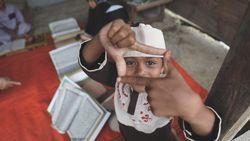 Anak-anak dan Gagdet yang Mati Suri di Desa Malasin