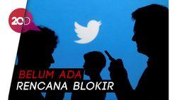 Netizen Keluhkan Twitter Lemot, Kominfo Bantah Batasi Akses