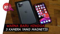Bongkar Daya Pikat iPhone 11 dan iPhone 11 Pro