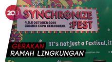 Synchronize Fest Ajak Penonton Bersepeda ke Konser
