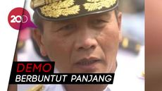 Eks KSAL Dipanggil Pomal, Dianggap Jadi Mentor Demo di Mabes TNI