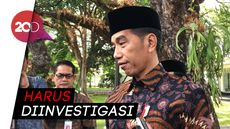 Buntut Mahasiswa Tewas, Jokowi Minta Kapolri Periksa Jajarannya