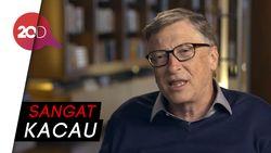 Otak Genius Bill Gates Layaknya Multiprocessor