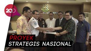 Pembebasan Lahan Proyek KA Makassar-Parepare Segmen 3 Digeber!