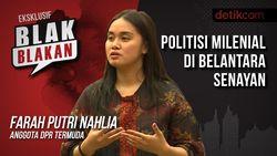 Blak-blakan Farah Putri Nahlia: Politisi Milenial di Belantara Senayan