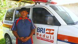 Tak Cuma Bawa Pasien, Ambulans di Miangas juga Bisa Jemput Tamu Bandara