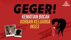 Geger! Pembunuhan Bocah 5 Tahun oleh Keluarga Inses