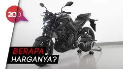 Penyegaran Desain dan Fitur Anyar Yamaha MT-25