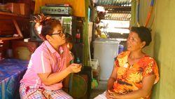 Fasih! Saat Warga Pulau Miangas Bicara dengan Bahasa Filipina