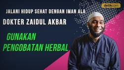 Jalani Hidup Sehat dengan Iman ala Dokter Zaidul Akbar
