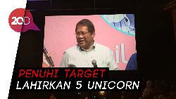 Rudiantara Semringah Sambut OVO Jadi Unicorn Kelima Indonesia