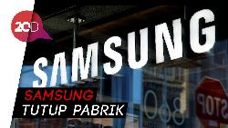 Kado Perpisahan Samsung untuk Karyawan: Galaxy S10+ dan A80