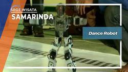 Dance Robot, Samarinda